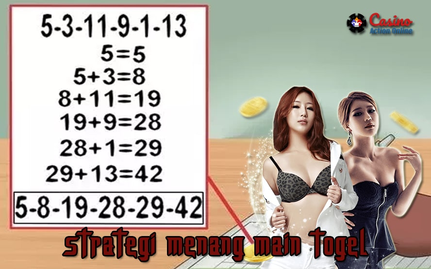 strategi menang main togel
