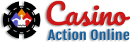 CasinoActionOnline Logo